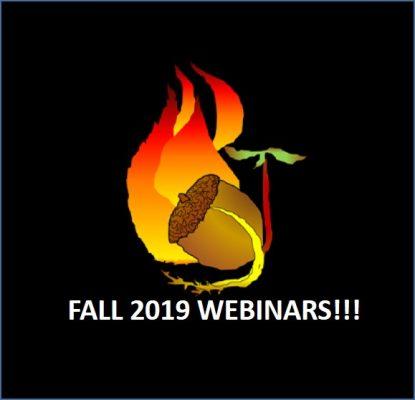 Fall '19 Webinars